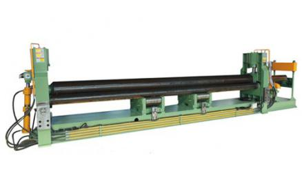 W11Y液压对称式卷板机
