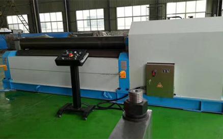 W11系列机械对称式卷板机