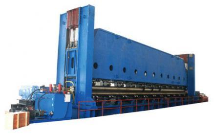 W11Y系列船舶专用卷板机