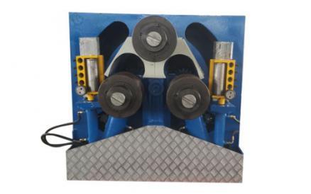 MCP24弧线下调式型材弯曲机