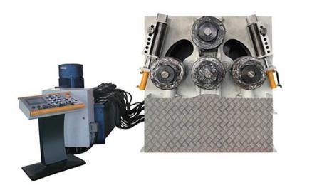 MCP25系列四轴数控型材弯曲机