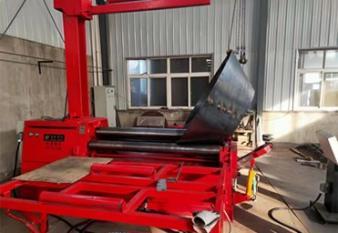 Special breakdown of the bending machine, breakdown inspection and breakdown wor